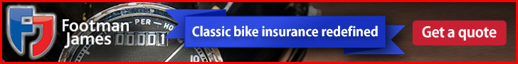 Footman James Classic Bike Insurance