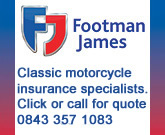 Footman James logo and contact